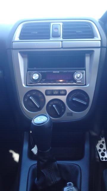 SOLD: MY02 Subaru Impreza RS 15062010274