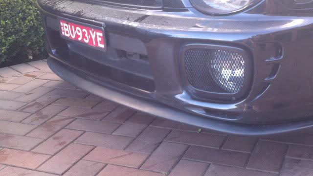 SOLD: MY02 Subaru Impreza RS 15062010279