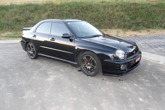 SOLD: MY02 Subaru Impreza RS SAM_0122