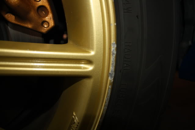 SOLD: 05 Sti Wheels X4, 5x114.3 17x8 - suit 05+ STI IMG_4607