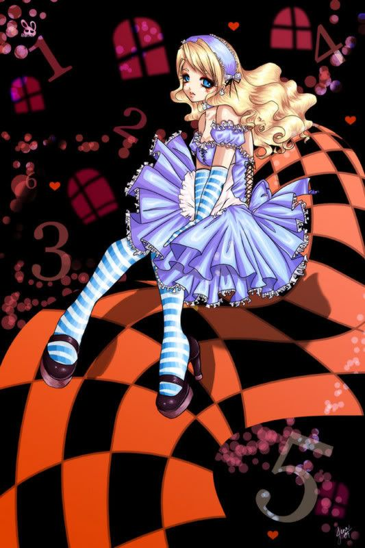 Alice au pays des merveilles iel Alice_Lovely_Falling_by_bw_inc