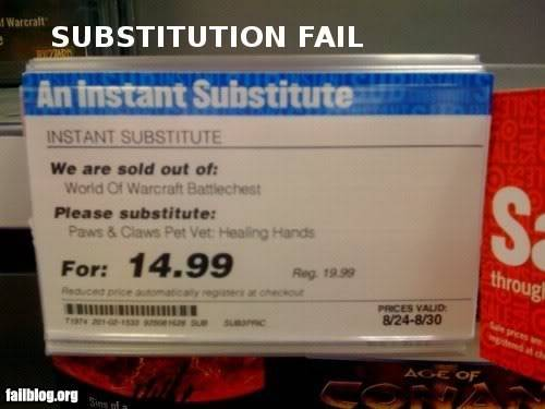 Post your Epic Fail Fail-owned-wow-substitution-fail