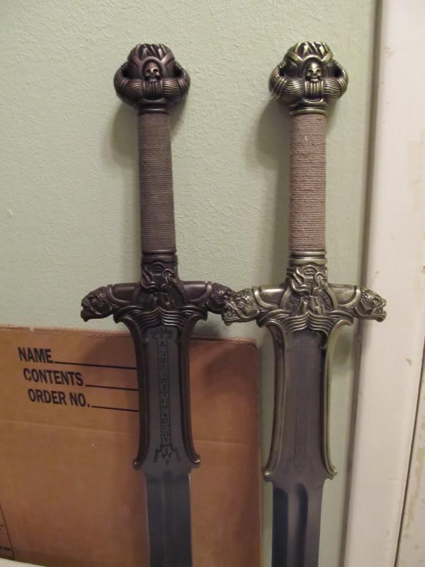 Marto V's Windlass sword IMG_0531