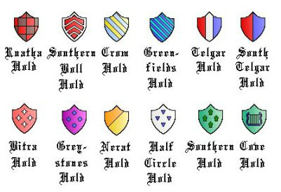 :: HOLD, WEYR & CRAFT CRESTS & COLOURS :: PernCrests_zps0a5fa818Edit2_zps20843fd9