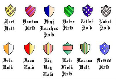 :: HOLD, WEYR & CRAFT CRESTS & COLOURS :: PernCrests_zps0a5fa818Edit_zps465d46e0
