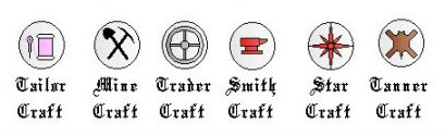 :: HOLD, WEYR & CRAFT CRESTS & COLOURS :: PernCrests_zps0a5fa818crafts2_zps04bd34f5