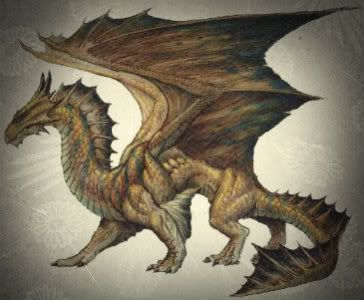 S'dric of Brown Nicath -Fort Weyr Browndragon