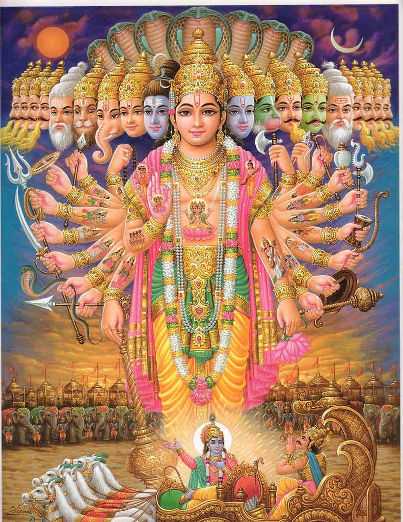 POOJAMURI Vishnu