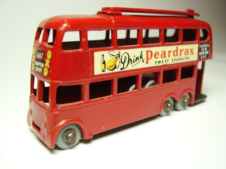 Double Deckers TROLLEY1