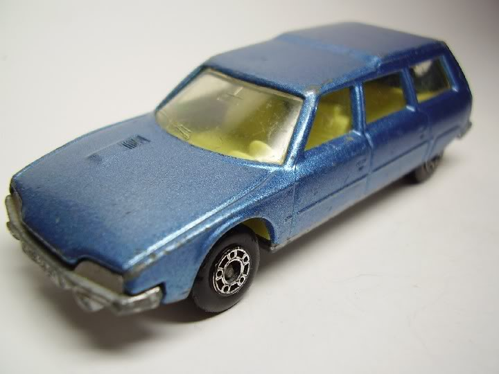 Citroen CX Team Matchbox P9280001