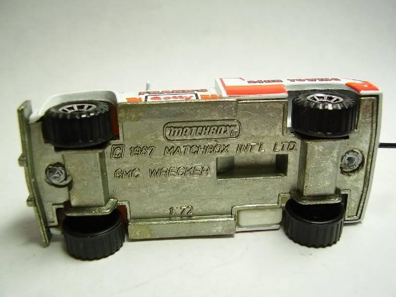 Moldes ochenteros. La era Universal MI188-GMCWRECKER19874