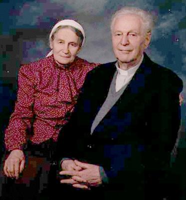 Ce pasteur et son épouse furent torturés sous le règne de Ceaușescu Richard_wurmbrand_and_sabina-1