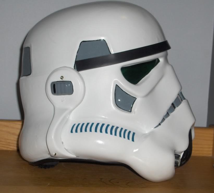 HDPE helmet Edit