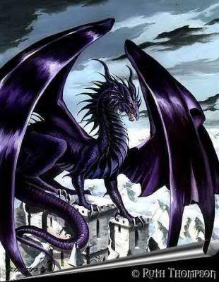 FIcha de Galadriel Black_Dragon_On_Castle