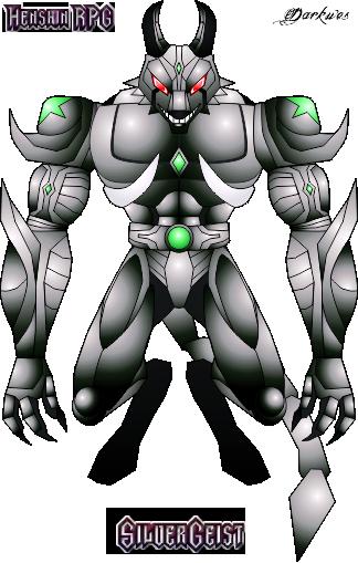 Desenhos e Rabiscos Silvergeist1
