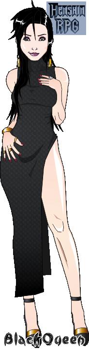 Desenhos e Rabiscos Blackqueen