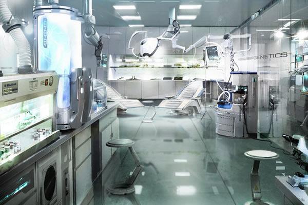 Equipamentos, Dispositivos, Veículos e Instalações Medusozoa-Lab