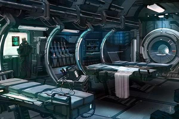 Equipamentos, Dispositivos, Veículos e Instalações Medusozoa-MedicalCenter