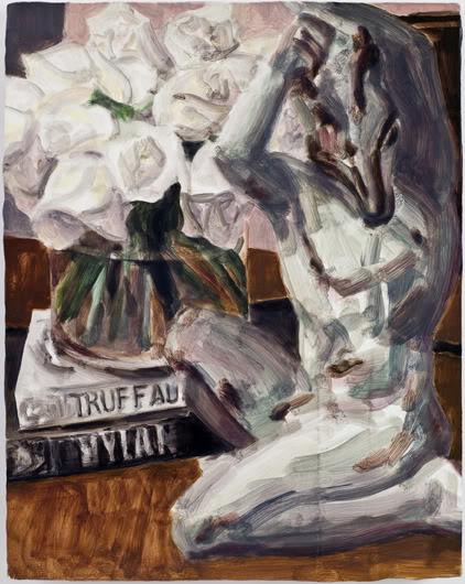 Les FLEURS  dans  L'ART Elizabethpeyton