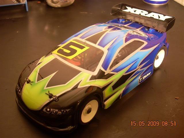 Inaguracion Pista Indoor Xrc Racing!!! File