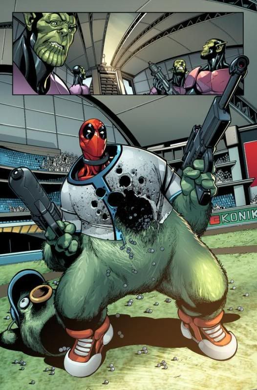 The Coolest way to kill a town full of people. - Page 2 430427-Deadpool_Paco_Medina16_super