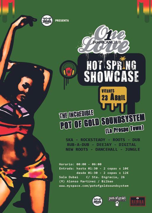 Próximas fechas POT OF GOLD SOUNDSYSTEM!! Flyerfinalspring