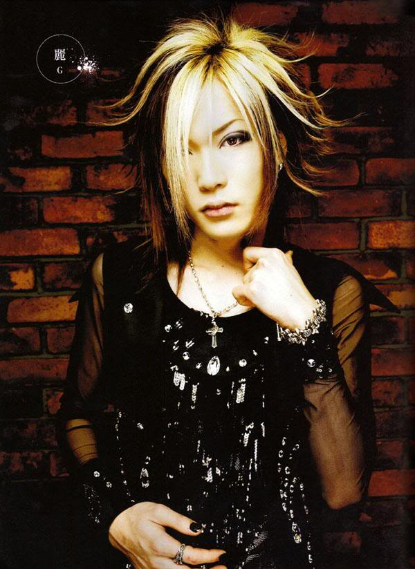 GazettE (Visual kei) - Página 2 Gazette-Uruha