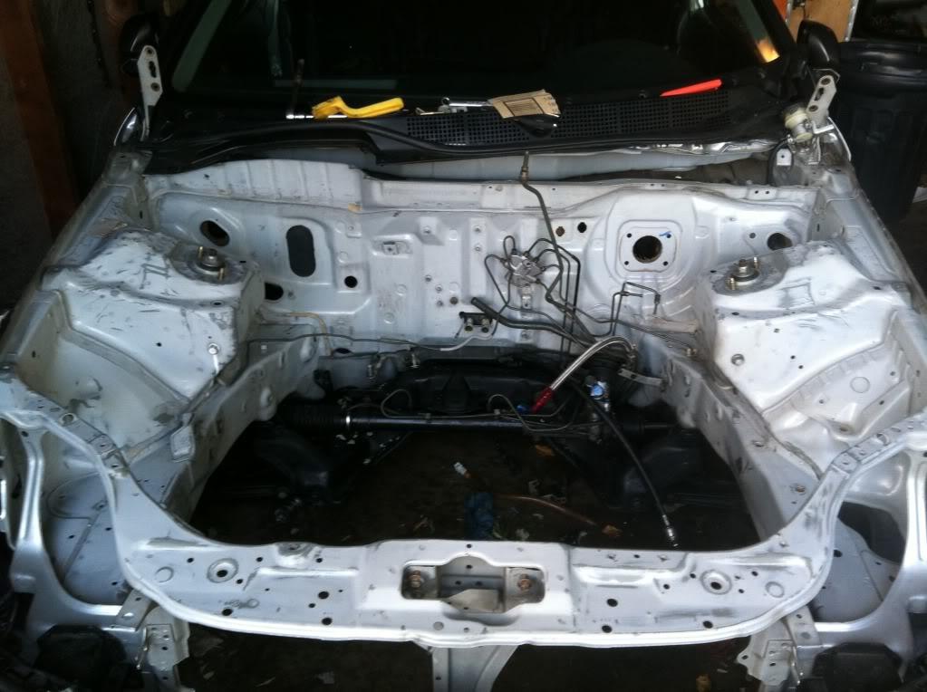 2000 Honda civic DX build 424