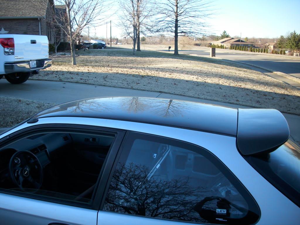 2000 Honda civic DX build H7