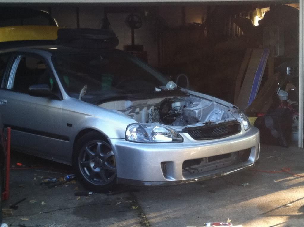 2000 Honda civic DX build IMG_10521
