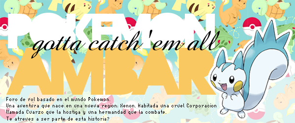 Pokémon Ámbar [Rol de Pokemon] Pokecab