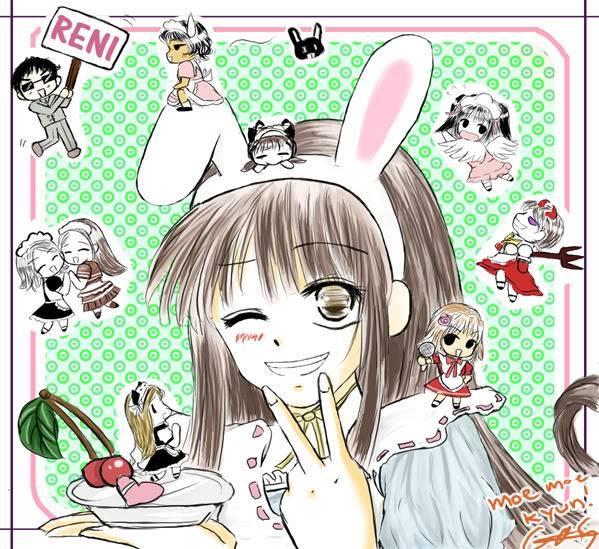 Reni and Group! ^0^ Reni-2