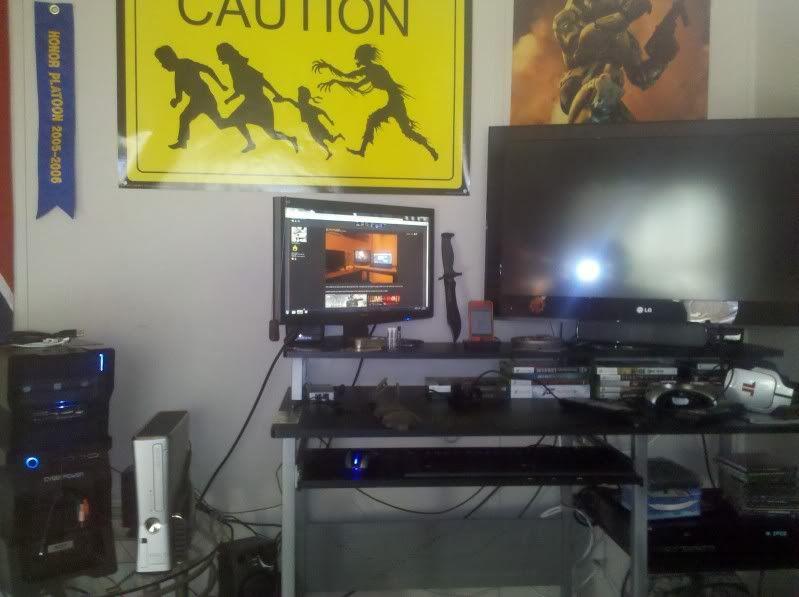 My new setup IMG_20111117_140711