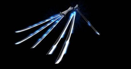 Six Kiri Swords  Image-93