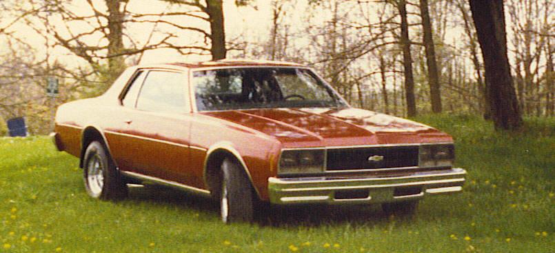 Project Impulse Impala1987