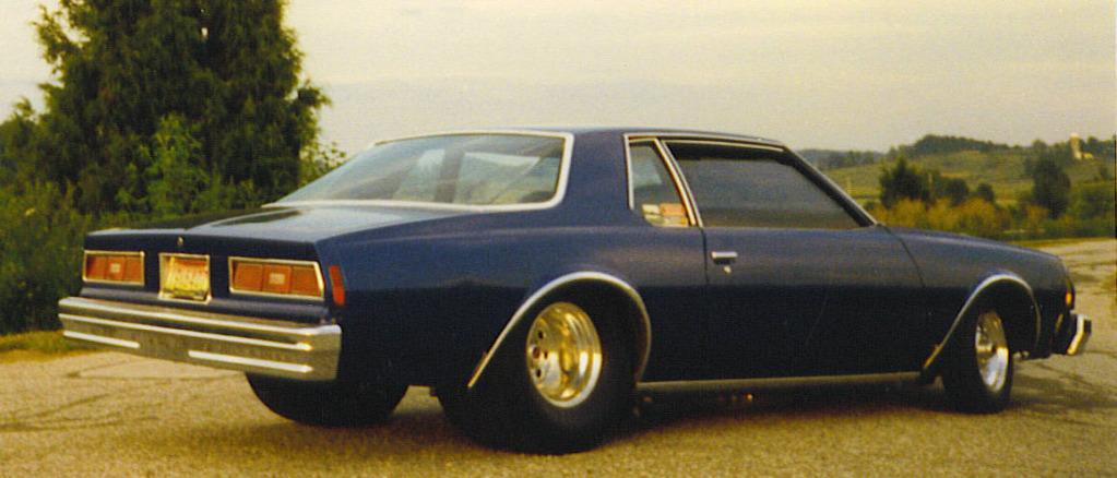 Project Impulse Impala1997