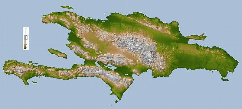 The Atlantic Express - Tropical Storm Isaac - Tropical STorm Joyce- and New AOI 800px-Hispaniola_lrg