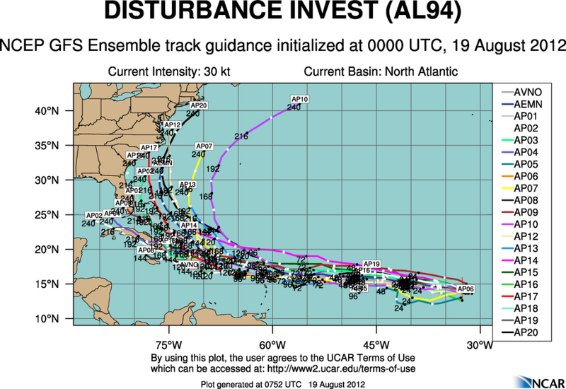 TROUBLE IN THE TROPICS, Coming Soon to a Body of Water near you..... - Page 2 Aal94_2012081900_track_gfs