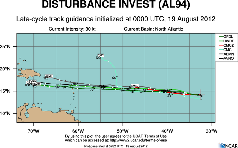 TROUBLE IN THE TROPICS, Coming Soon to a Body of Water near you..... - Page 2 Aal94_2012081900_track_late