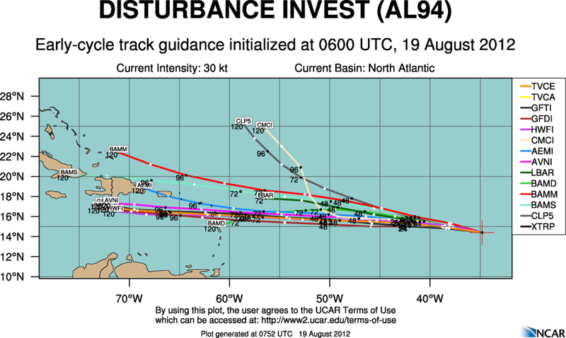 TROUBLE IN THE TROPICS, Coming Soon to a Body of Water near you..... - Page 2 Aal94_2012081906_track_early
