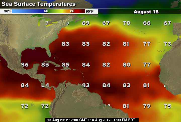 TROUBLE IN THE TROPICS, Coming Soon to a Body of Water near you..... - Page 2 Atl_sst_720x486