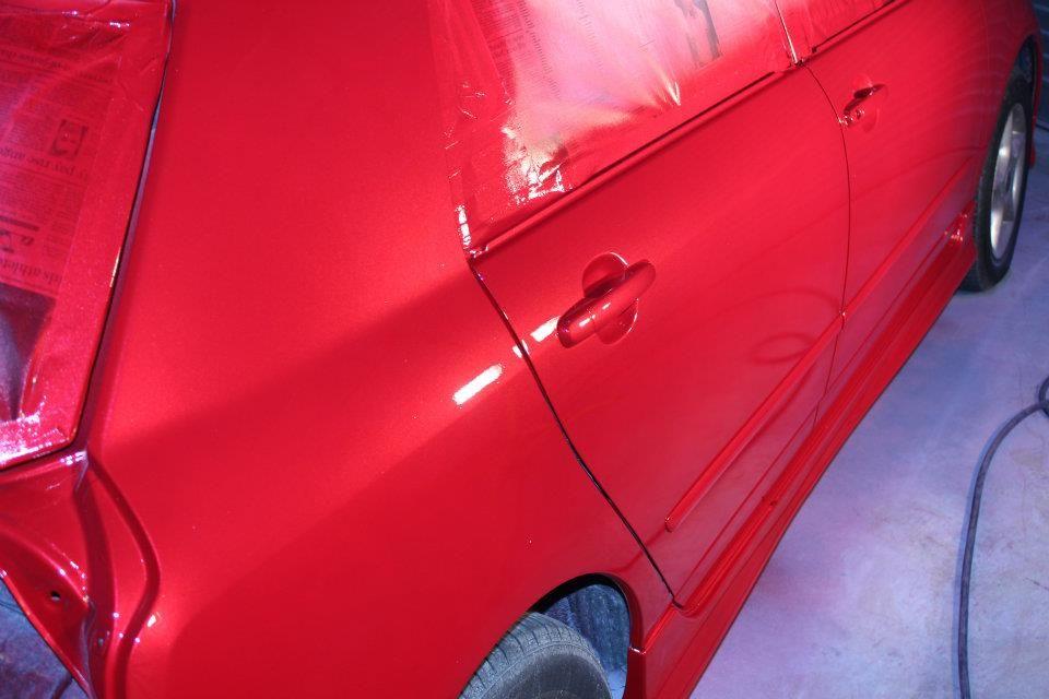 4ageboi's car painting garage..... 11
