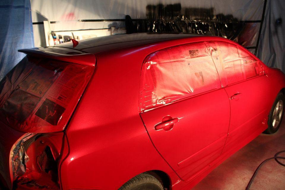 4ageboi's car painting garage..... 14