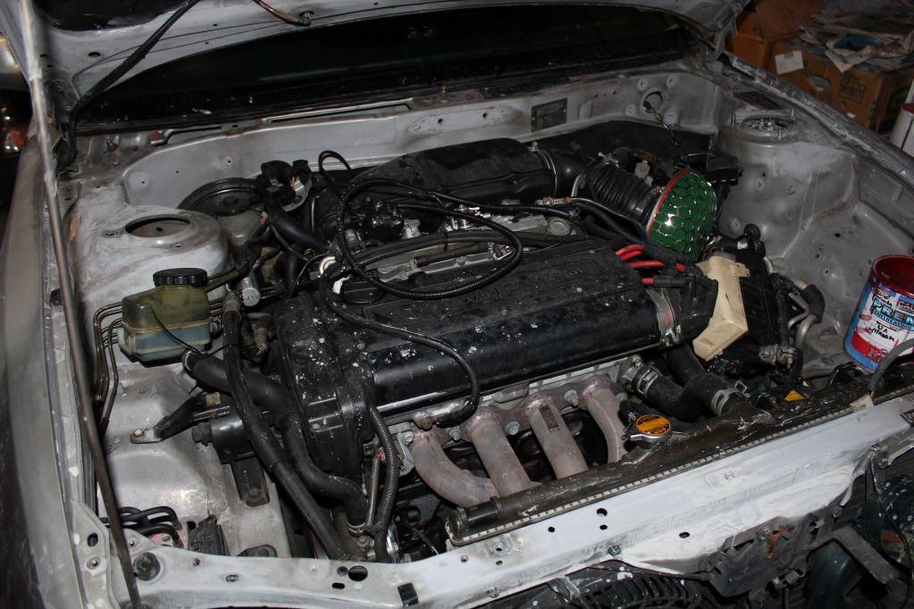 4ageboi's car painting garage..... IMG_1205