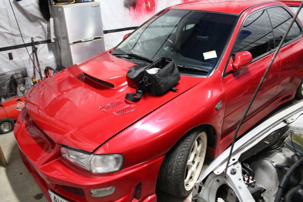 4ageboi's car painting garage..... IMG_1219