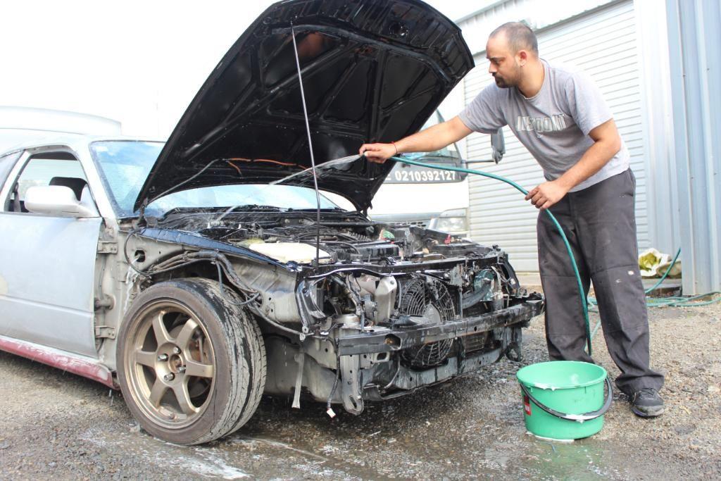 4ageboi's car painting garage..... IMG_1265