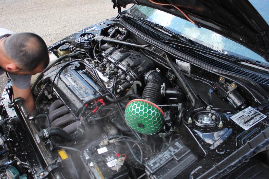 4ageboi's car painting garage..... IMG_1268