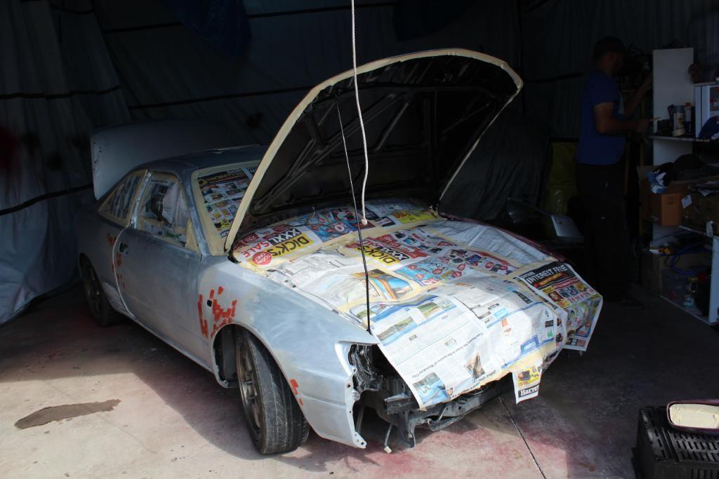 4ageboi's car painting garage..... IMG_1278