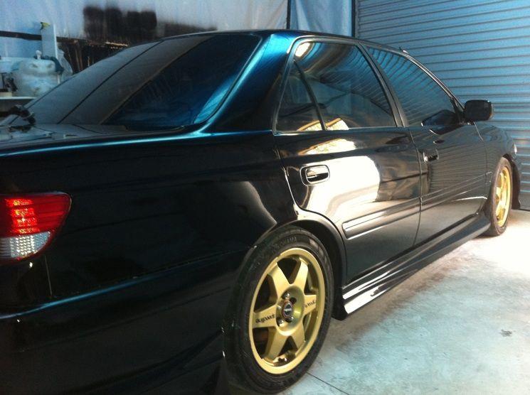 4ageboi's car painting garage..... IMG_3186