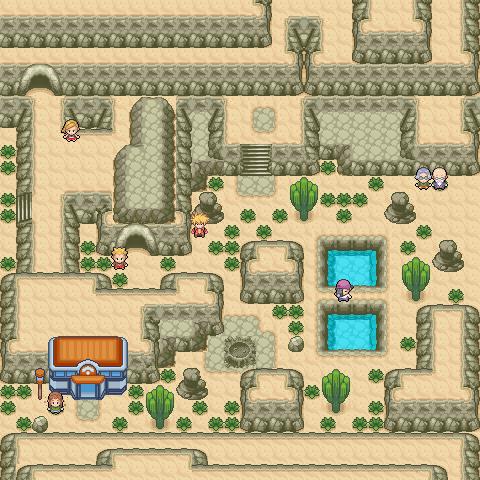 Some Pokemon Maps SunstoneTown_evt